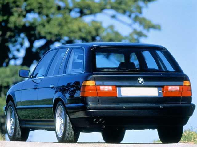 BMW Serie 5 (E12/28/34)