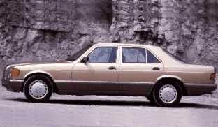 MERCEDES Serie S      (W126)
