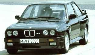 BMW Serie 3       (E30)