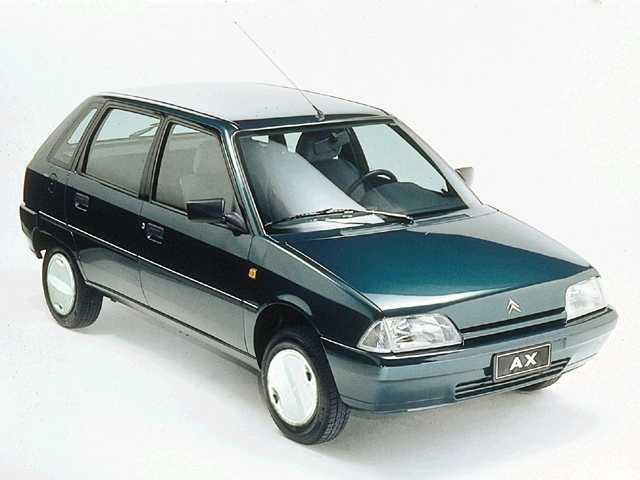 Citroen Ax 1 1i 5p  Halley  1994 A 6