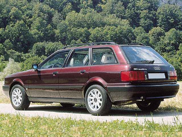 AUDI 80/90/Cabrio