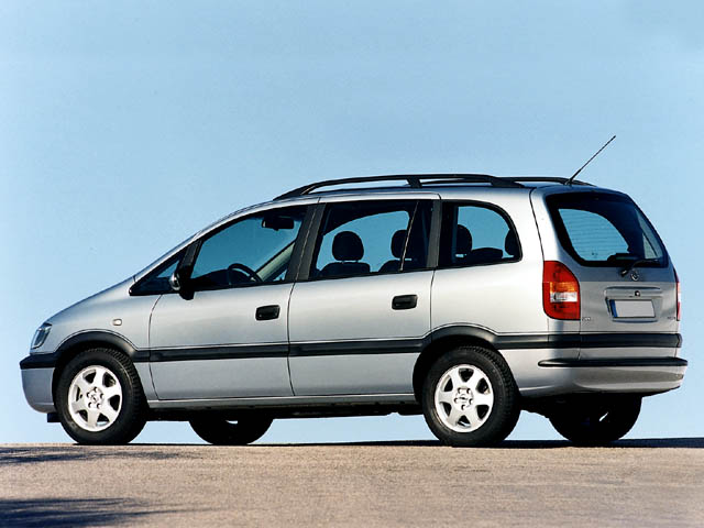 Schema Elettrico Opel Zafira : Listino opel zafira 1999 2005 prezzi caratteristiche tecniche e