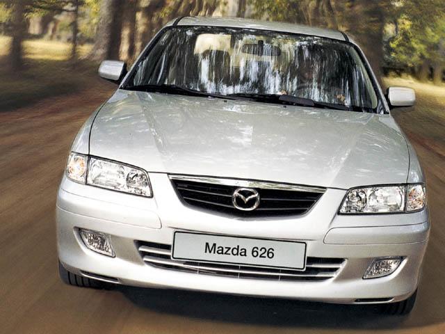 MAZDA 626 6ª serie
