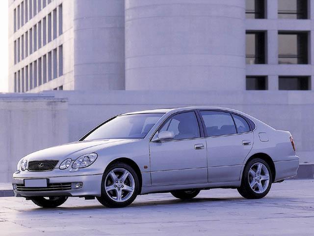 GS 430i V8 32V cat Plus