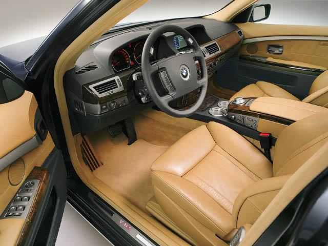 BMW Serie 7   (E65/E66)