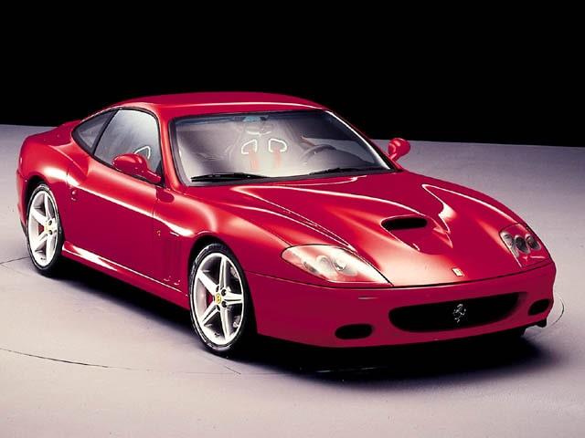 575M Maranello F1