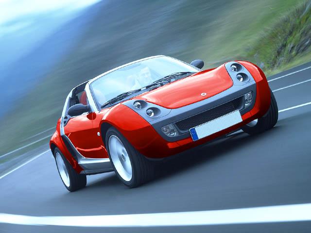 700 smart roadster (60 kW)