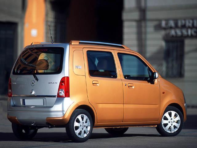 Schema Elettrico Opel Agila : Opel agila 1ª serie foto e immagini esclusive archivio