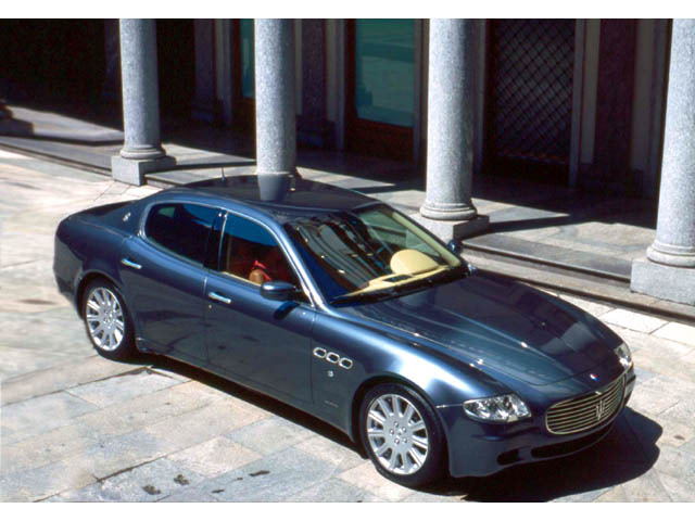 Quattroporte 4.2 V8 Executive GT