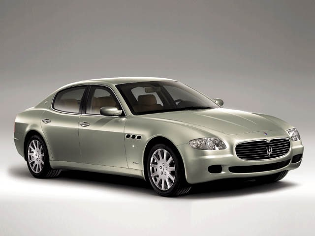Quattroporte 4.2 V8