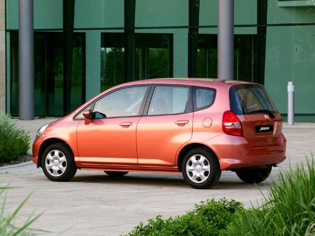 Listino Honda Jazz 1ª Serie 01 08 2001 2008 Prezzi