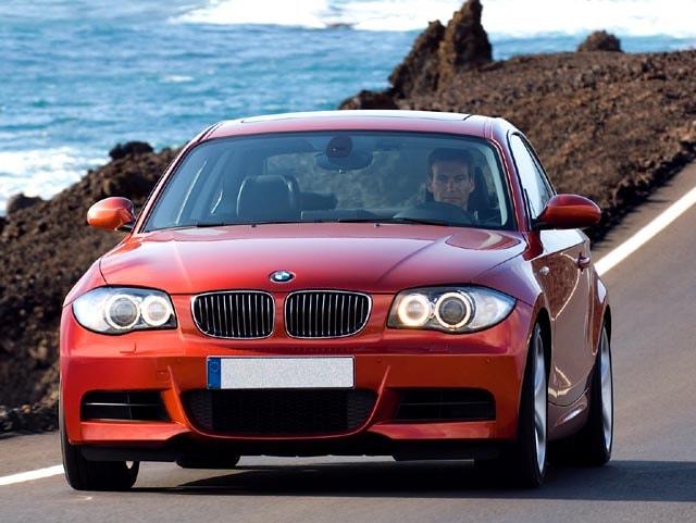 BMW Serie 1 Coupé (E82)