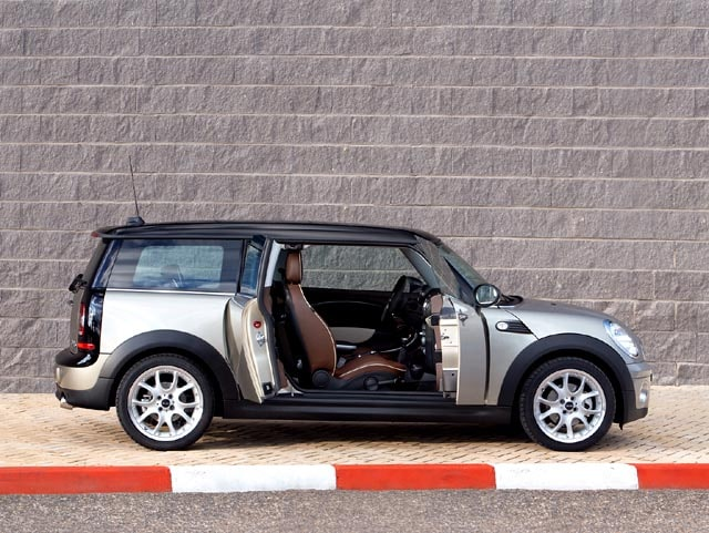 Mini Mini Cooper D Clubman In Commercio Da 92007 A 42008