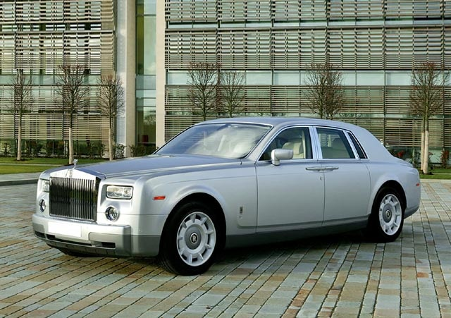 ROLLS ROYCE Phantom berlina