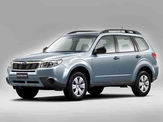 Forester 2.0D XS VQ