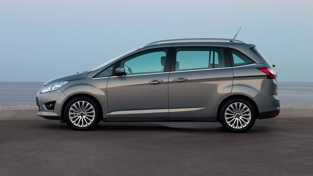 Ford C Max7 2 0 Tdci 163 Cv Titanium In Commercio Da 3 2011 A 4