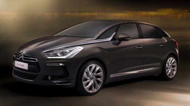DS 5 2.0 HDi 160 Sport Chic