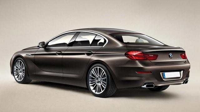 BMW Serie 6 G.C.  (F06)
