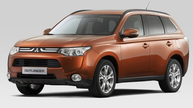 Outlander 2.2 DI-D 4WD Instyle 7p.