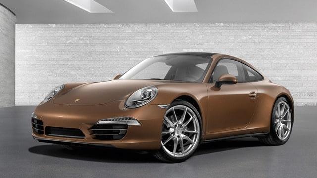 911 3.4 Carrera 4 Coupé