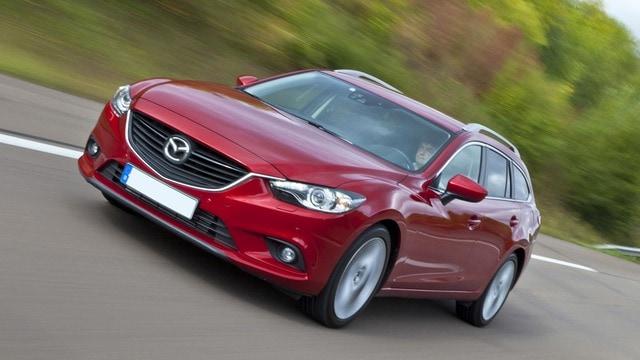 Mazda6 2.2L Skyactiv-D 175CV aut. Wagon Exceed