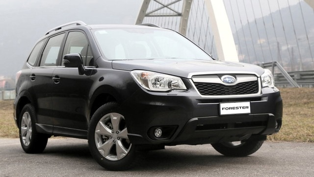 Forester 2.0D-S Dynamic