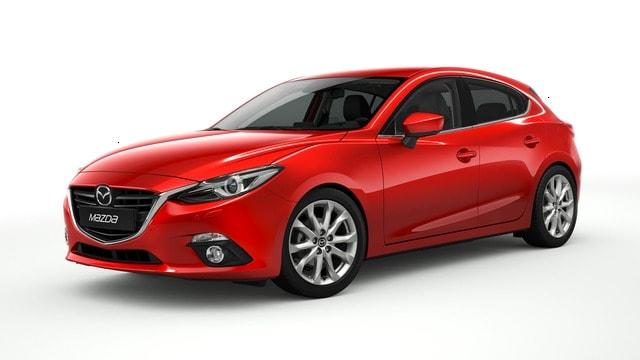 Mazda3 2.2 Skyactiv-D Exceed