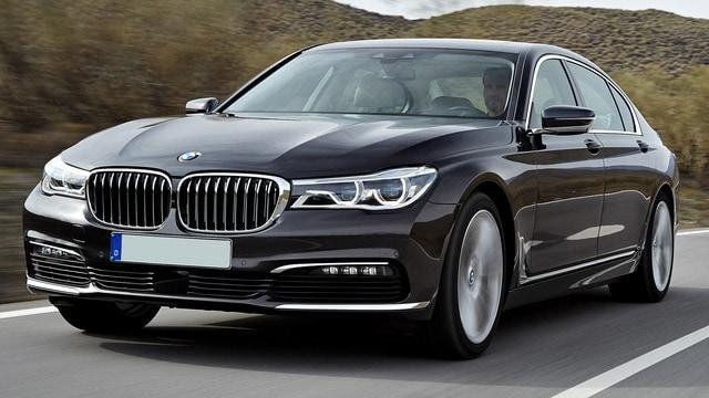 BMW Serie 7   (G11/G12)