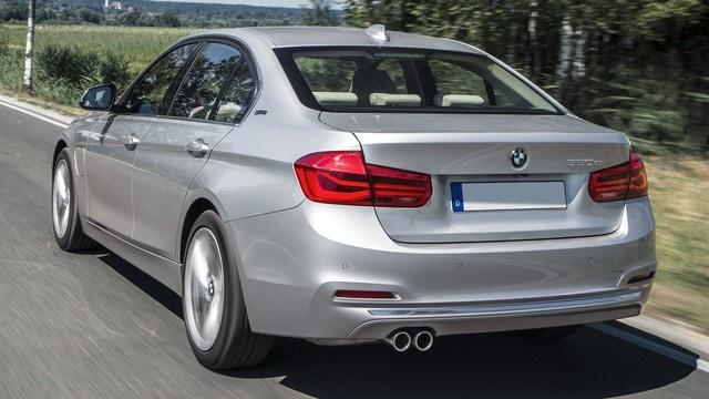 BMW Serie 3   (F30/F31)