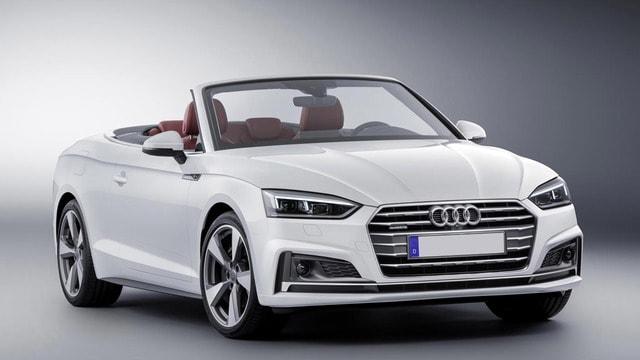 Listino Audi A5 Cabrio Prezzi Caratteristiche Tecniche E