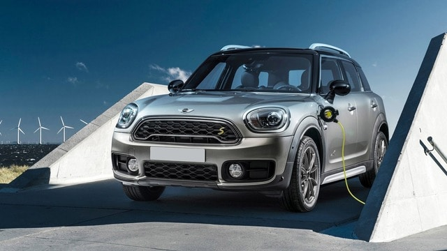 Mini 1.5 Cooper S E Hype Countryman ALL4 Automatica