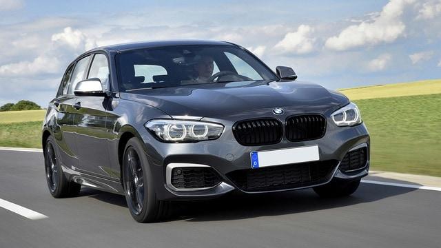 BMW Serie 1 5p 2011