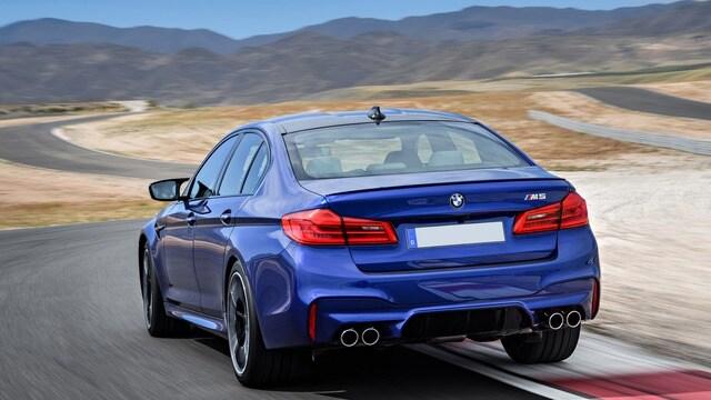 BMW Serie 5   (G30/G31)