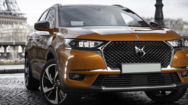 DS 7 Crossback BlueHDi 180 aut. Grand Chic