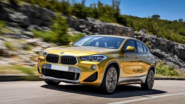 BMW X2            (F39)