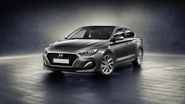 i30 Fastback 1.4 T-GDI DCT Style