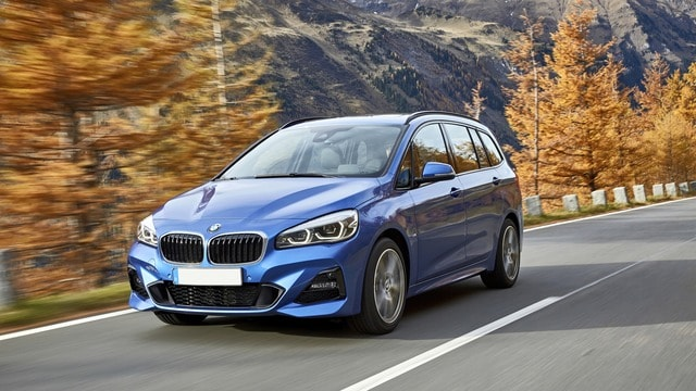 Tutta anno Tappetini Per BMW 2er gran tourer f46 anno 2015