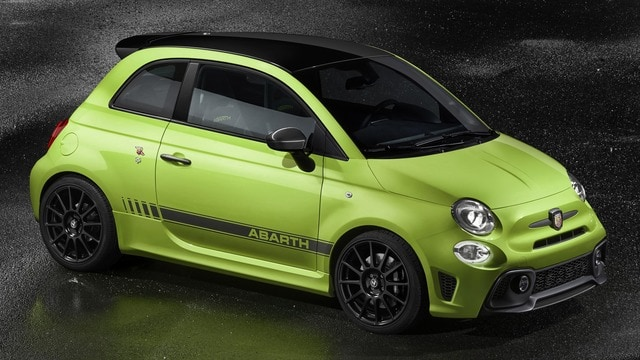ABARTH 595 berlina