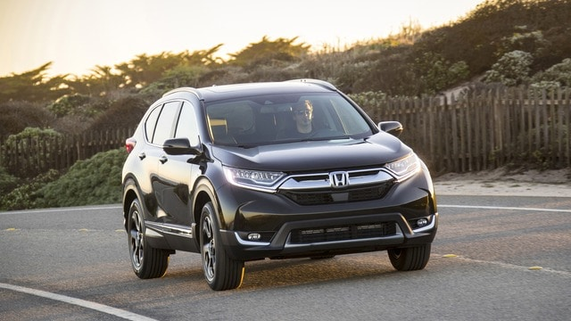 CR-V 1.5T Executive Navi AWD