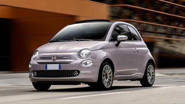 Listino Fiat 500 Cabrio Prezzi Caratteristiche Tecniche E