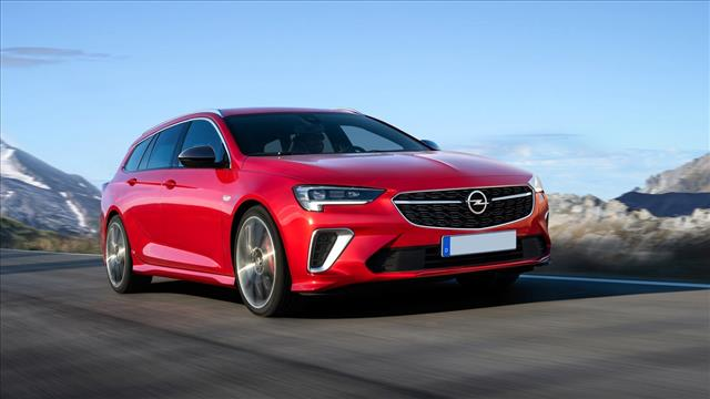 OPEL Insignia station