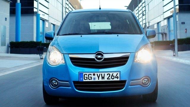 Schema Elettrico Opel Agila : Listino opel agila 2ª serie 2007 2015 prezzi caratteristiche