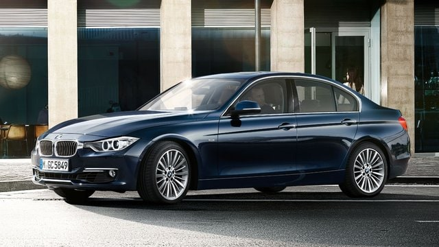 BMW Serie 3 berlina (2012)