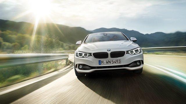 BMW Serie 4 Cabrio(F33)