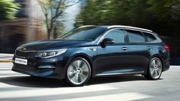 KIA Optima station
