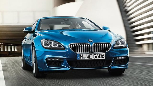 BMW Serie 6   (F12/F13)