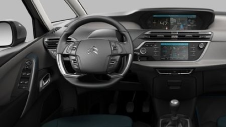 CITROEN Grand C4 SpaceTour.
