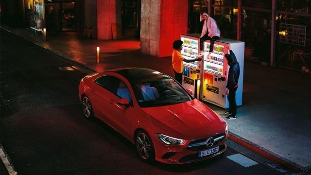 MERCEDES Mercedes CLA Coupé