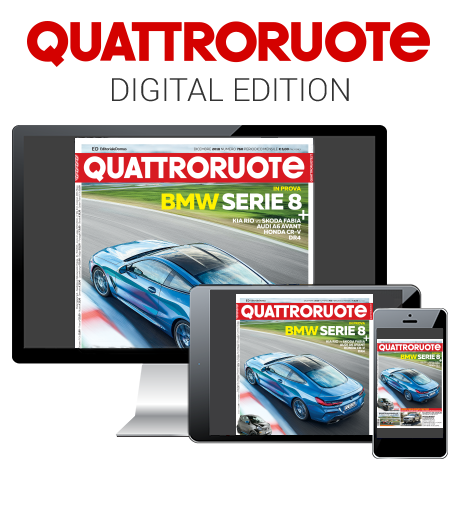 Quattroruote Digital Edition