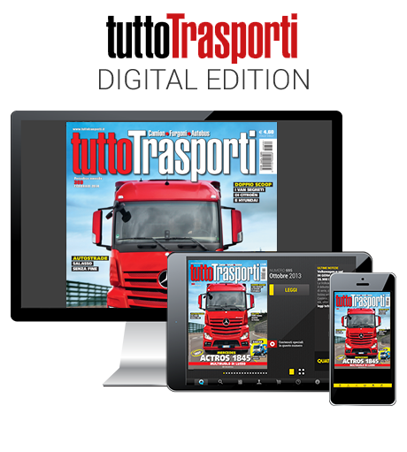 Tuttotrasporti Digital Edition